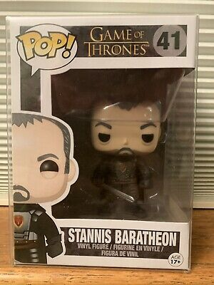 Funko Pop! Game of Thrones Stannis Baratheon *VAULTED *NEW *RARE GOT