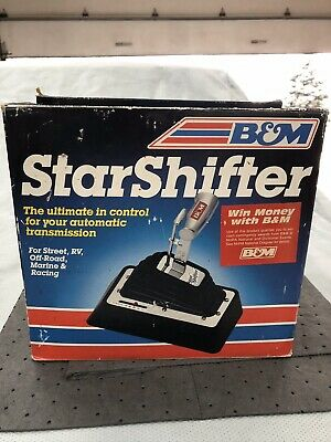 350 B/&M 80675 StarShifter Automatic Shifter GM TH-400 250 and 200