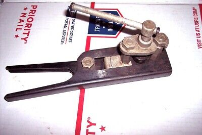 VINTAGE Adjustable Tube Flaring Tool  Papco #400 Dayton Ohio USA