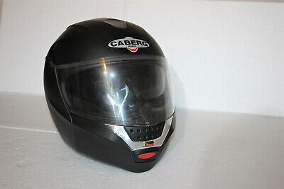 A3694DB CABERG MOTORCYCLE HELMET VISOR CLEAR FITS JUSTISSIMO//JUSTISSIMO GT