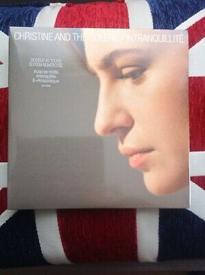 """Christine And The Queens Vinyl RARE INTRANQUILLITE 2x7"""" SEALED CHRIS NOT PROMO"""