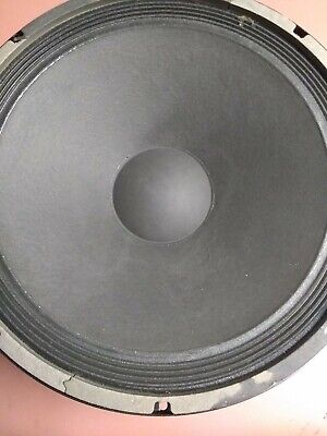 15 inch woofer speaker from Electro-Voice Force cabinet 150 watt RMS 4 ohm