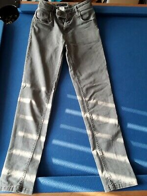 Next Boys Grey Jeans Age 12 Years