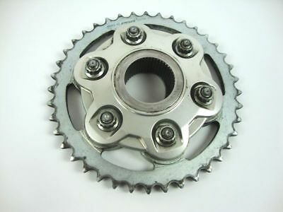 Flansch Nabe Kettenrad Träger Ducati Multistrada Monster 1200 Rear Sprocket