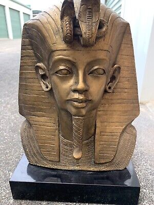 Tutankhamen Egyptian Head