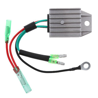 Pack of 1 Universal for Marine 2 Stroke 40HP Regulator Outboard Rectifier