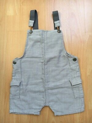 H&M Dungarees Boys 18-24 Months, 1.5-2 Years Summer Shorts Cotton