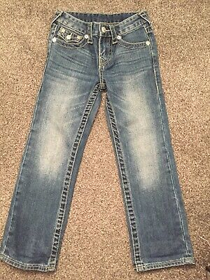 Boys True Religion Jeans Age 6
