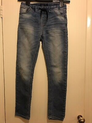 Boys Next Jeans Age 10 Good Condition Elasticated Waist