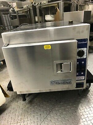 Cleveland steamer counter electric model 21CET8