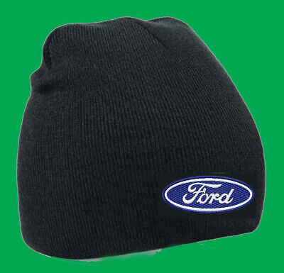 FORD Embroided  Beanie Benny Woolly Hat - perfect for the winter
