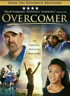 Overcomer NEW DVD From The Kendrick Brothers Adventure, Drama Now Shipping!