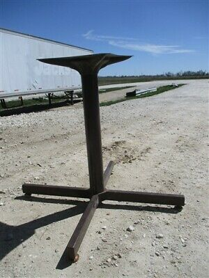Table Leg Base, Industrial Age, Kitchen Counter Island, Workshop Table a56,