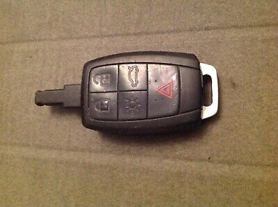 Volvo 5 Button Smart Remote Car Key Fob