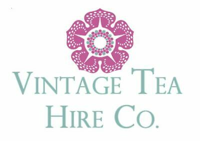 LARGE INVENTORY - Vintage crockery and decorations events business.