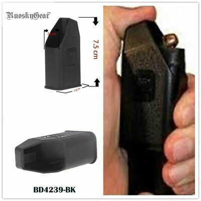 Glock Magazine Ammo Speed Loader for 9mm, 40, 357, 45 GAP Mags Clips