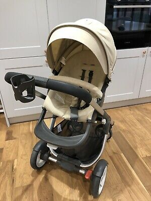 Cosy Toes Compatible with Stokke Crusi  Pushchair Dolphin Grey Footmuff