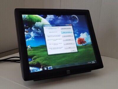 """Elo 1529L 15"""" POS Point Of Sale Touch Screen Monitor"""