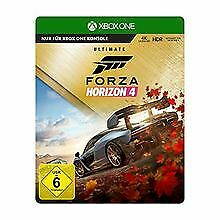 Forza Horizon 4 - Ultimate Edition - [Xbox One] von... | Game | Zustand sehr gut