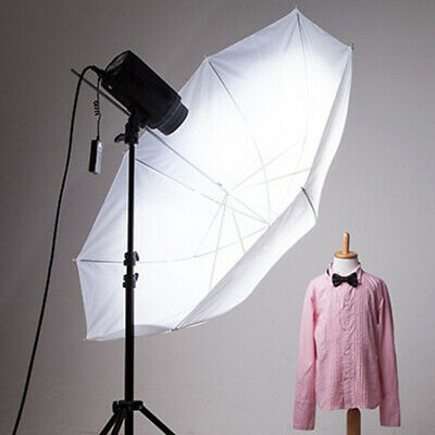 Photography Video Studio Lighting Translucent Flash Soft 43'' Umbrella White