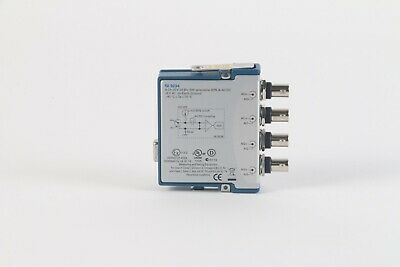 National Instruments C Series NI 9234 4-Chan Dynamic Signal Acquisition Module