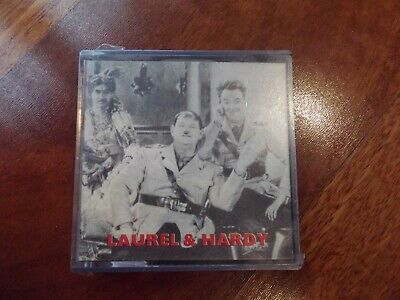 """Vintage Collectible Laurel & Hardy 8mm B&W Silent film """"The Chimney Sweeper"""""""
