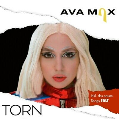 Ava Max - Torn (2-Track) CD Maxi Atlantic NEW