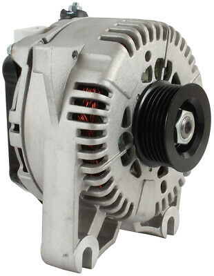 New High Output Alternator For 4G Series IR/IF 12V 220 Amp 03-05 Ford Crown Vic
