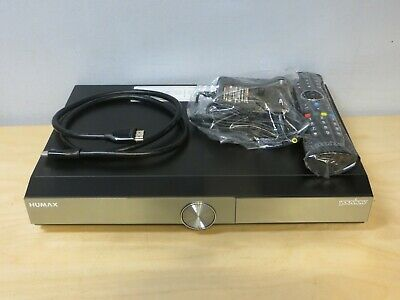 Humax DTR-T2000 YouView Smart 500GB Freeview+ HD Digital TV Recorder STB