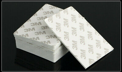 Practical 10pcs 3M Double Sided Adhesive Tape Mounting Rectanglee Sticky Pads