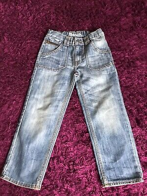 Fantastic Condition 1x Bench Jeans + 1x Polo Jean 5-6 Years.