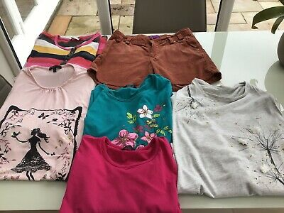 Bundle Of Girls Clothes Age 13-14 Yrs