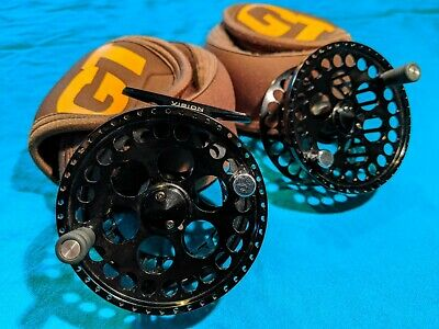 Attura Quaulity Aluminium Fly Reel and spare spool 3 sizes available