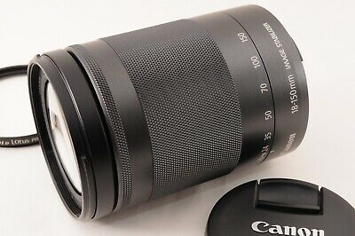 Canon EF-M 18-150mm F3.5-6.3 IS STM Lens for EOS M Series Exc from Japan #2726