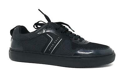 Hugo Boss Mens Timeless Tenn mtmb Black Size 7.0 US
