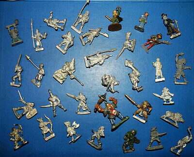 Dungeons & Dragons Assorted Metal Gaming Figures to Clear Multi-List £1.25 Each