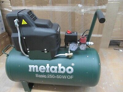 Metabo Base 250-50 W Of Elektro-Kompressor (601535000) Facture Y06554