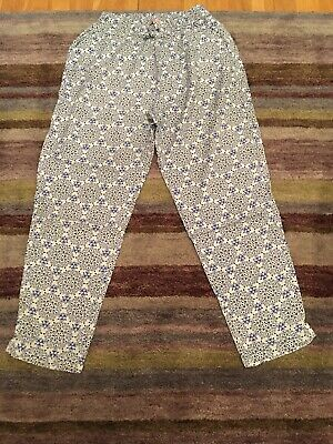 Girls Harem Style Trousers Age 12