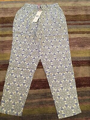 Girls Harem Style Trousers Age 11 - New With Tags