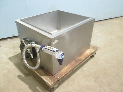 """""""Taprite-Fassco""""  H.d. Commercial 9 Circuits Under Counter Ss Cold Plate Ice Bin"""