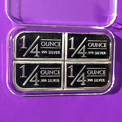 Stagecoach Divisible Like Chocolate Bar 1 Troy Oz .999 Fine Silver Ingot Medal