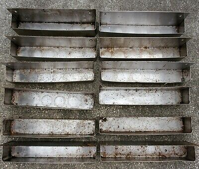 "22"" Bar Speed Well Lot of 12"