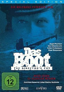 Das Boot - The Director's Cut [Special Edition] vo... | DVD | Zustand akzeptabel