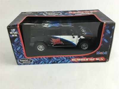 Maisto Hummer Black H2 SUV Mobil 203 1:27 Special Edition Die Cast