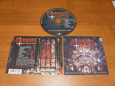 "Possessed "" Revelations Of Oblivion "" 2019  Cd !"