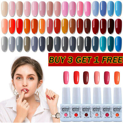 15ML GEL LAB Soak Off LED Gel Polish Base Top Coat Manicure Varnish Lacquer DIY