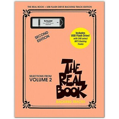 Jazz Funk Play-Along Sheet Music Real Book Multi-Tracks Volume 5 NEW 000196728