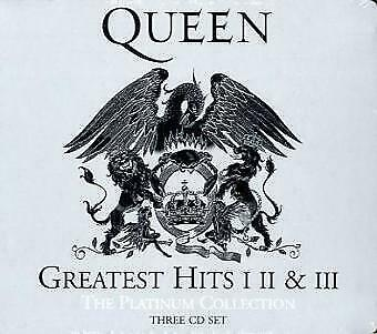 Queen - The Platinum Collection (2011 Remastered) CD (3) Island NEW