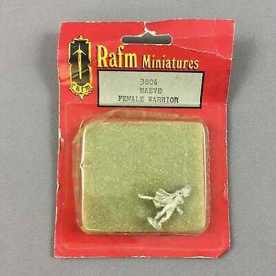 Rafm Miniatures - Maeve Female Warrior #3806