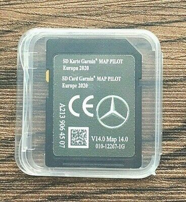 Mercedes-Benz Garmin® MAP PILOT V14 EUROPE 2020 NAVI SD CARD A2139064507